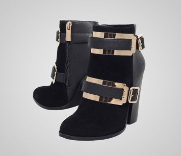 10 Fashionable Fall Booties Styling
