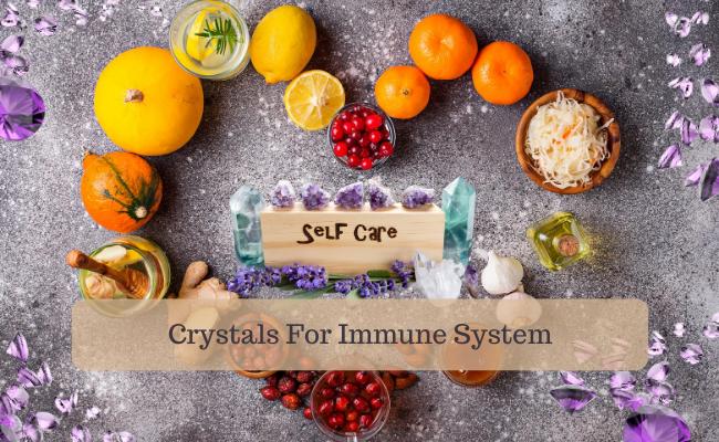 Crystal For Immune System