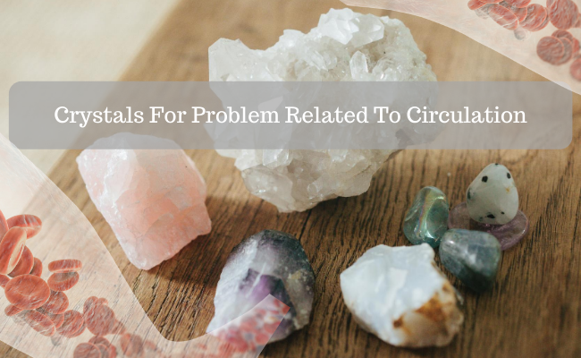 Crystals For Problem Related To Circulation