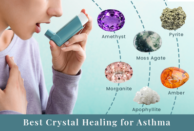 Best Crystal Healing for Asthma