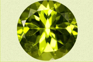 Peridot, Connects with the Divine Mind