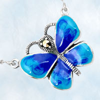 Combining Silver Jewelry with Gemstones Secret to Ageless Fashion