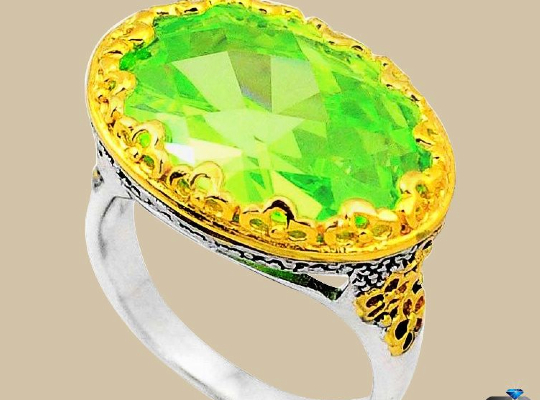 8 Peridot Jewelry Pieces with Which You Gonna Fall in Love