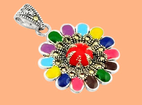 6 New, Autumn Special Floral Jewels for the Wedding and Celebrations..!!