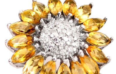 Ravishing Jewelry complementing your Yellow Attire