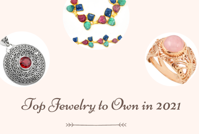 Top Jewelry to Own in 2021