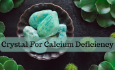 Amazonite - Crystal For Calcium Deficiency