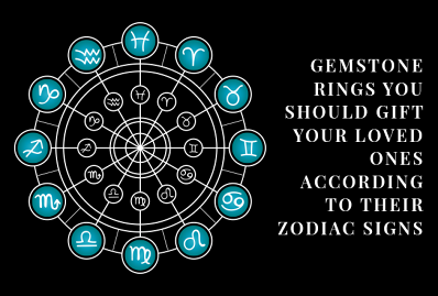 Gemstone Rings You Should Gift Your Loved One According to Their Zodiac Signs