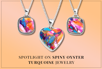 Spotlight on Spiny Oyster Turquoise Jewelry