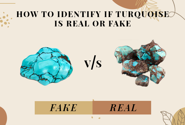 How to Identify If Turquoise Is Real or Fake