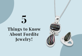 5 Things to Know About Fordite Jewelry