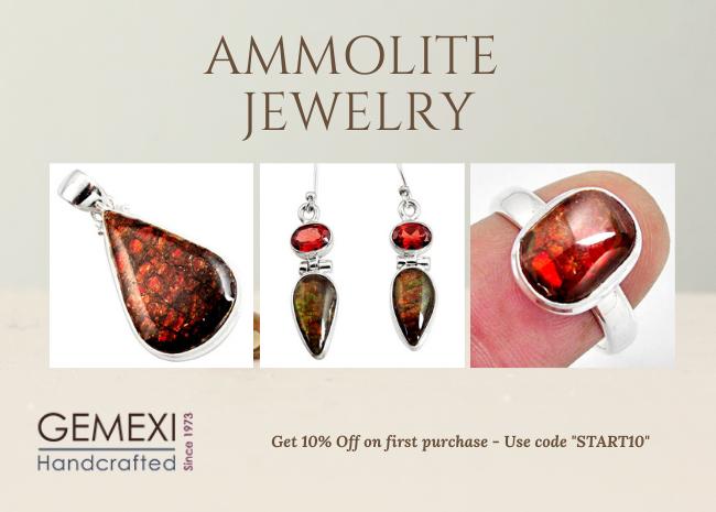 Ammolite - The Most Influential Gemstone of the Millenium