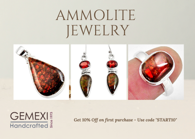 Ammolite - The Most Influential Gemstone of the Millenium