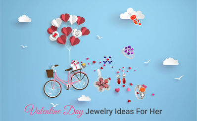 Valentine Day Jewelry Ideas For Her