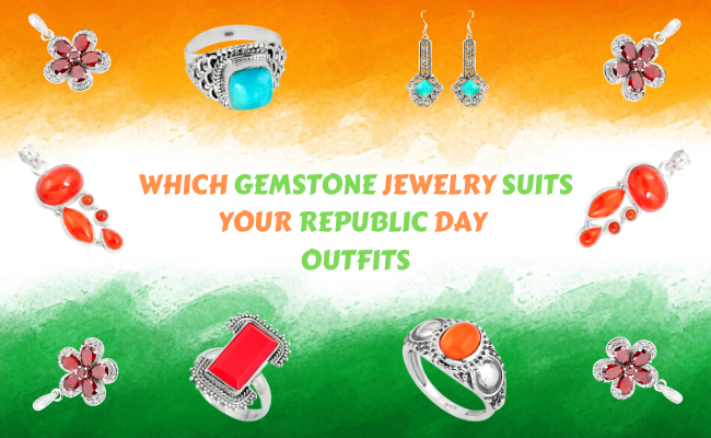 Which Gemstone Jewelry Suits Your Republic Day Outfits
