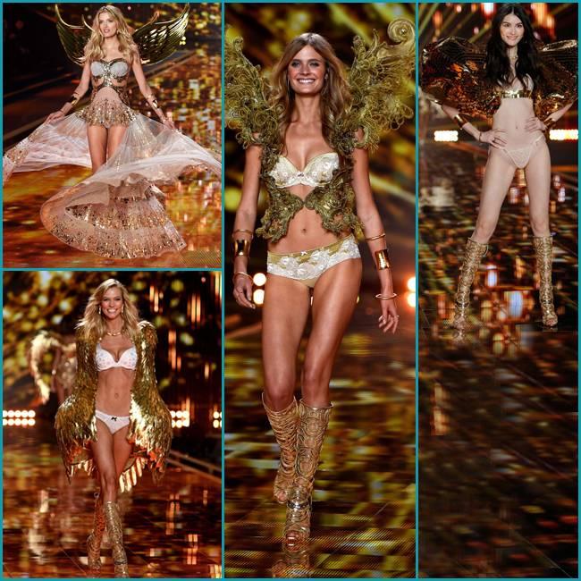 Prodigious Launch of Swimsuit Edition - Victoria's Secret 2014