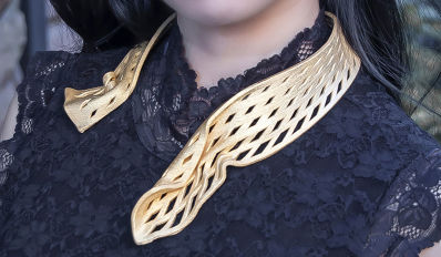 LA Architect reveals 3D Printed Jewelry, Calls It The Future of Fashion
