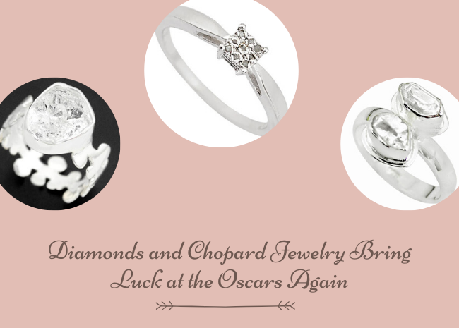 Diamonds and Chopard Jewelry Bring Luck at the Oscars Again