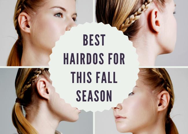 Best Hairdos for this Fall Season