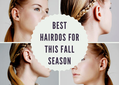 Best Hairdos for this Fall Season