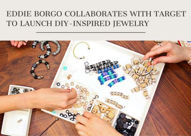 Eddie Borgo Collaborates with Target to Launch DIY-Inspired Jewelry