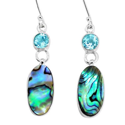 5 Amazingly Beautiful Abalone Earrings for Your Jewelry Box