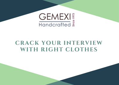 Crack Your Interview with Right Clothes