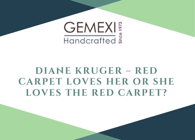 Diane Kruger - Red Carpet Loves Her or She Loves The Red Carpet?