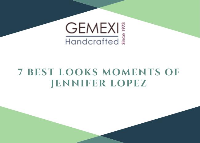 7 Best Looks Moments of Jennifer Lopez