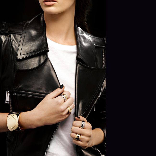 """Chanel Launches """"Coco Crush"""" Jewelry Collection Exclusively For Net-A-Porter"""