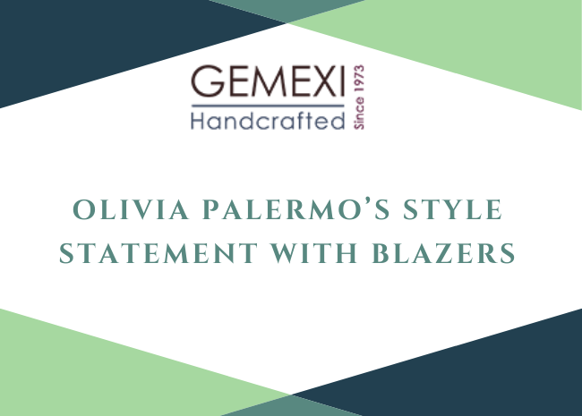 Olivia Palermo's Style Statement with Blazers