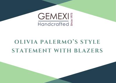 Olivia Palermo's Style Statement with Blazers