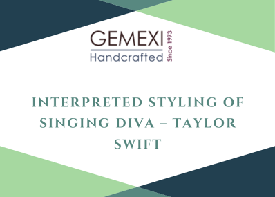 Interpreted Styling of Singing Diva - Taylor Swift