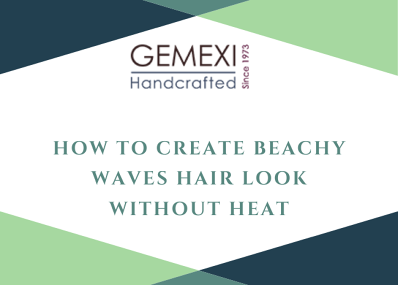 How to Create Beachy Waves Hair Look without Heat