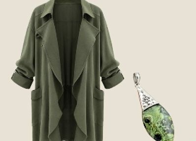 Welcome the fall with Warmer Jackets and Hotter Jewels