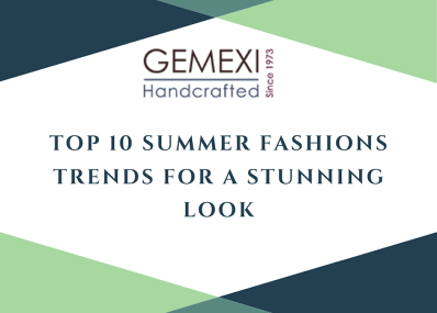 Top 10 Summer Fashions Trends For a Stunning Look