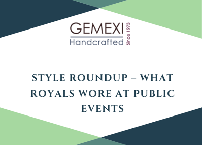 Style Roundup - What Royals Wore At Public Events