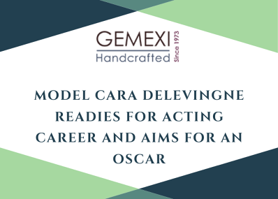 Model Cara Delevingne Readies for Acting Career and Aims for An Oscar