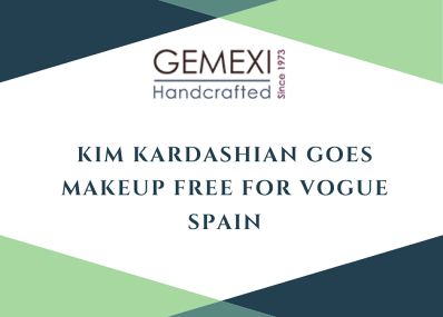 Kim Kardashian Goes Makeup Free for Vogue Spain
