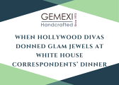 When Hollywood Divas Donned Glam Jewels at White House Correspondent's Dinner