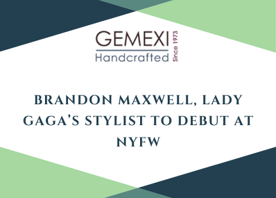 Brandon Maxwell, Lady Gaga's Stylist to Debut at NYFW