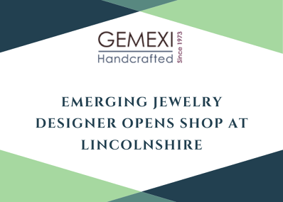 Emerging Jewelry Designer Opens Shop at Lincolnshire