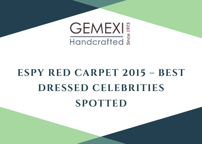 ESPY Red Carpet 2015 - Best Dressed Celebrities Spotted