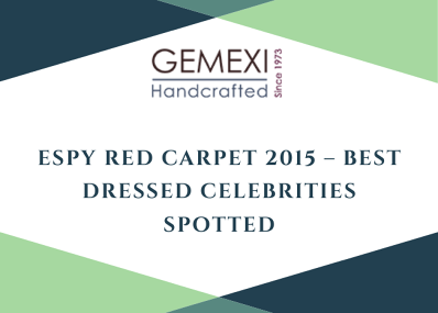 ESPY Red Carpet 2015 - Best Dressed Celebrities Spotted