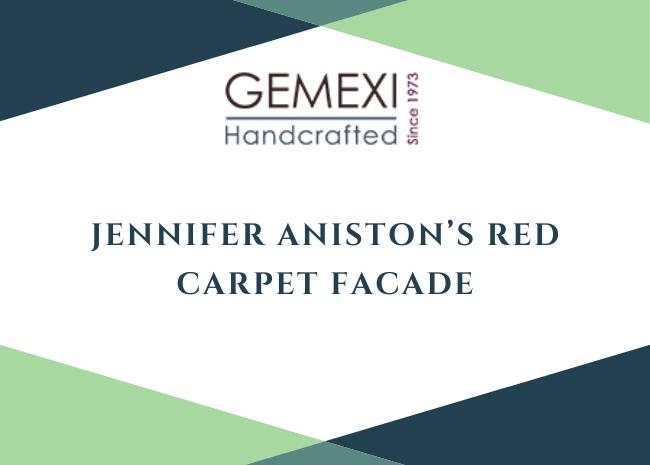 Jennifer Aniston's Red Carpet Facade