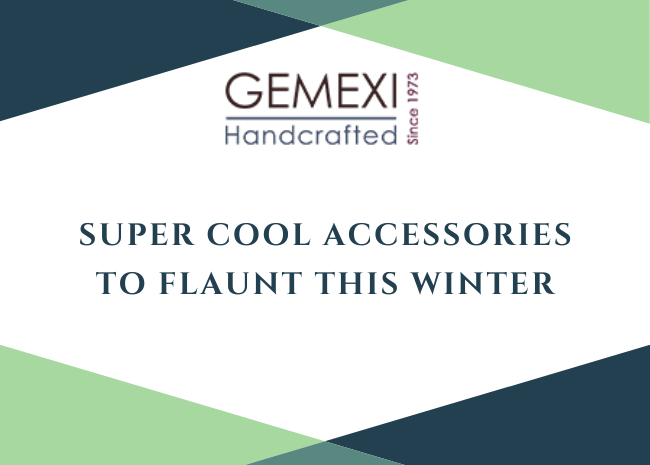 Super cool accessories to flaunt this winter