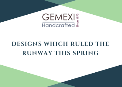 Designs which ruled the runway this spring