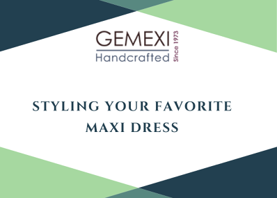 Styling your favorite maxi dress