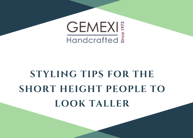 Styling Tips for the short height people to look taller