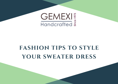 Fashion tips to style your sweater dress